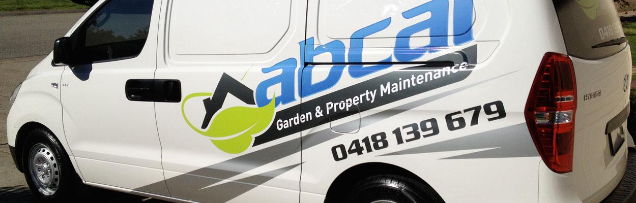 Slider Abcal Garden Property Maintenance Two
